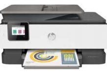 Pilote HP Officejet Pro 8022